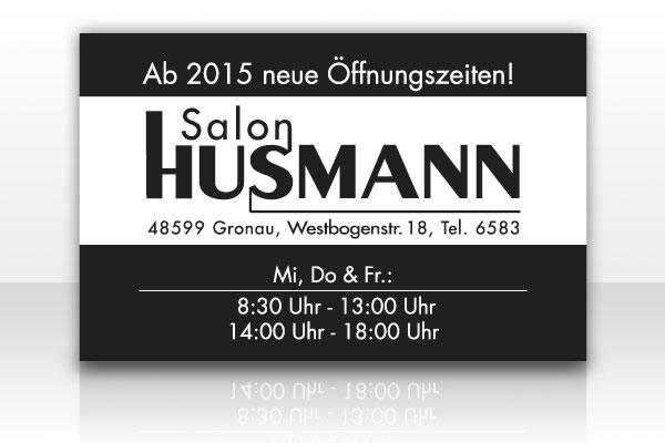 Friseur Huesmann - The Fine Art Gronau