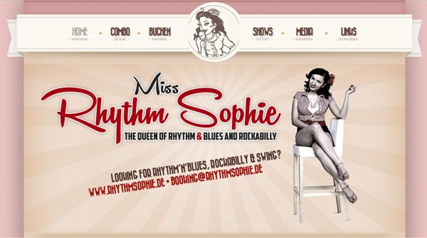 Rhythm Sophie - The Fine Art Gronau