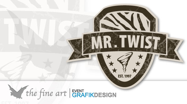 Neues Logo Mister Twist